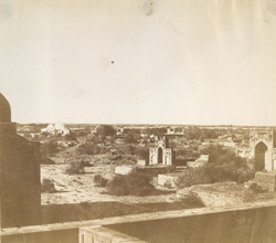 [General view of the tombs], Tatta, 3 Sept